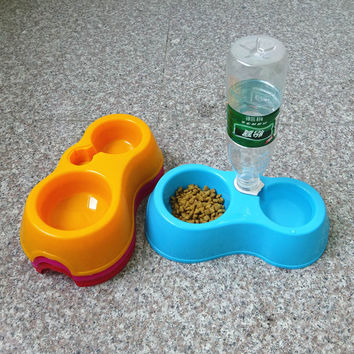 Dual Port Automatic Water Dish Feeder