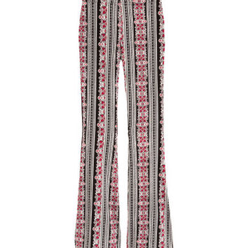 H&M Patterned Jazz Pants $12.99
