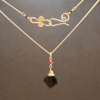Necklace 168 - GOLD