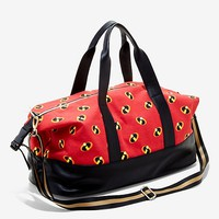 Her Universe Disney Pixar The Incredibles Logo Duffel Bag