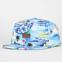 Neff Aloha Mens Snapback Hat Multi One Size For Men 21648695701