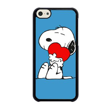 SNOOPY LOVE HEART iPhone 5C Case