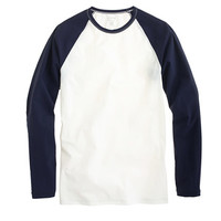 J.Crew Mens Long-Sleeve Rash Guard In Colorblock