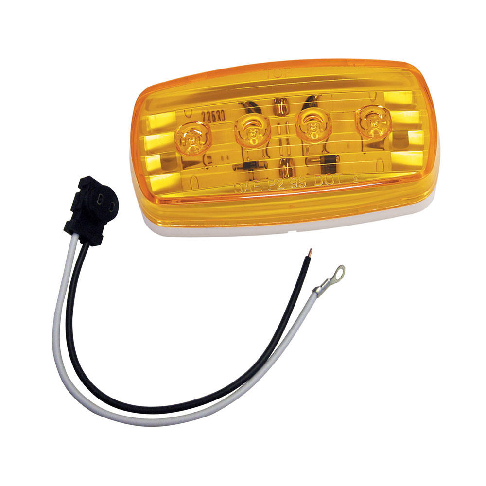 Wesbar LED Clearance/Side Marker Light - from The Open Waters