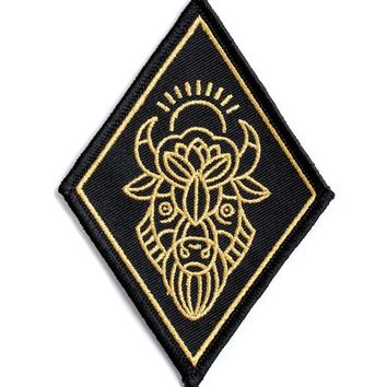 Thunder Bison Patch