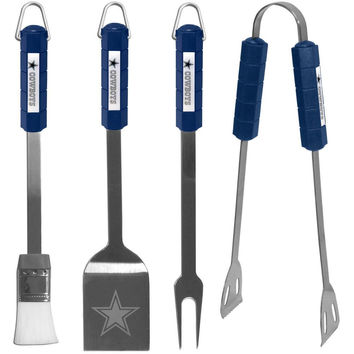 NFL Dallas Cowboys BBQ Grill Utensil Set