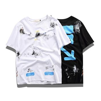 OFF-White Men T-shirt 514