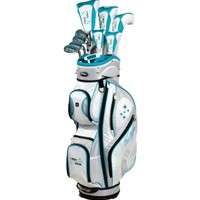 Tour Edge Lady Edge Women's 12-Piece Graphite Complete Set