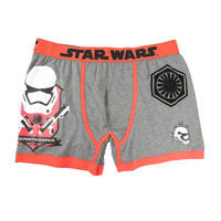 Star Wars Stormtrooper Moto Boxer Brief