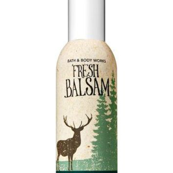 Bath & Body Works FRESH BALSAM Room Spray 1.5 oz