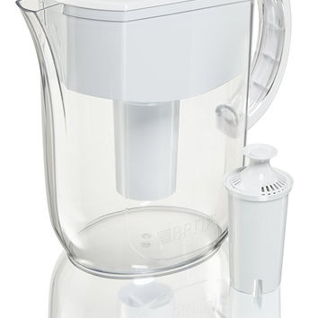 Brita 10 Cup Water Filter System Pitcher