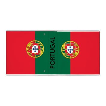Binder with Flag of Portugal