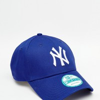 New Era 9Forty NY Navy Cap