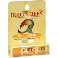 Walmart: Burt's Bees Nourishing Lip Balm with Mango Butter