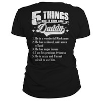 5 Things You Need To Know About My Daddy