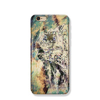 Iguana iPhone 6s Case Clear Animal iPhone 6 Case Clear iPhone 6 Case iPhone SE Case iPhone 6 Plus Case Soft Silicone iPhone Case No: 87