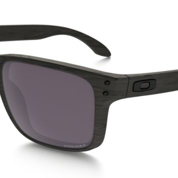 Oakley Holbrook PRIZM Daily Polarized WOODGRAIN COLLECTION  oo9102-B7