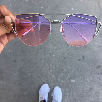 Transformation Cat Eye Sunnies