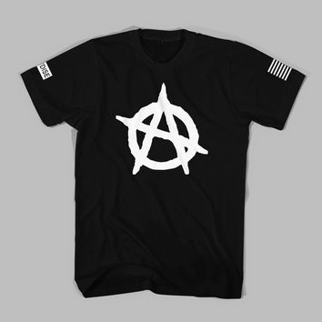 Asap Rocky A$AP 06 Worldwide Anarchy T Shirt