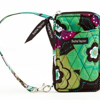 Bella Taylor American Charm Quilted Wristlet Wallet