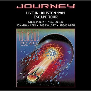 Journey - Live In Houston 1981: The Escape Tour