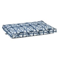 MicroVelvet Luxury Dog Crate Mattress Pad — Shibori
