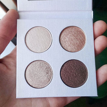 bridal palette - pressed eyeshadow