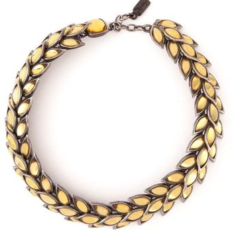 Yves Saint Laurent Vintage 'Blé' necklace