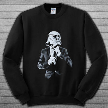 strom trooper smarttrooper starwars Sweatshirt # For Women , Men  Sweatshirt