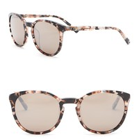 Ted Baker London | 53mm Round Acetate Frame Sunglasses | Nordstrom Rack