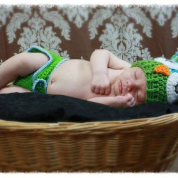 Baby Hats. Owl Hat. Baby Owl Hat for Baby. Newborn Hat and Diaper Cover Set. Cute Girl Boy Owl Hat Photo Prop Set