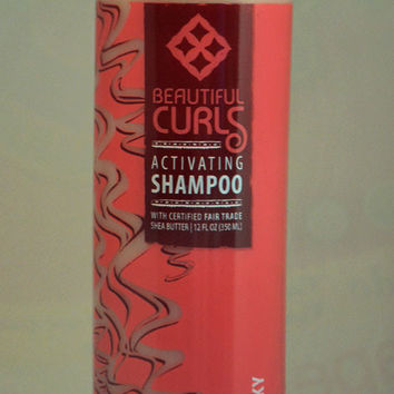 Curl Activating Shampoo for curly hair