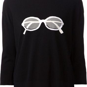 VONEG8Q Boy. By Band Of Outsiders intarsia knit sweater