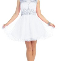 Homecoming Prom Short Cocktail Dress 2018
