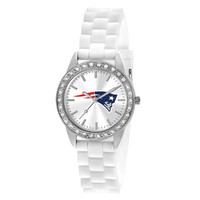 New England Patriots NFL Women's Frost Series Watch