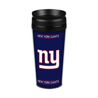 New York Giants 14oz. Full Wrap Travel Mug