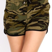 CATCH ME IF YOU CAN SHORTS