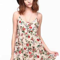 Cami Floral Ruffle Dress - LoveCulture