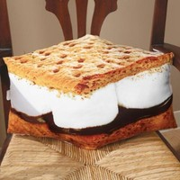 iscream / S'mores Souvenier Autograph Pillow
