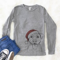 Parker the Pitbull  - Christmas Collection