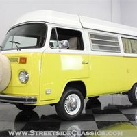1978 Volkswagen Bus for Sale | ClassicCars.com | CC-565770