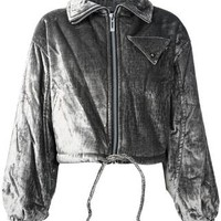 Opening Ceremony Quilted Bomber Jacket - Stefania Mode - Farfetch.com