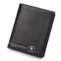 Bolo Dots Wallet - Genuine Leather