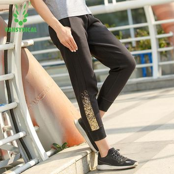 Women's Running Pants Skinny Fitness Jogging Trousers Breathable Outdoor Sports Pants