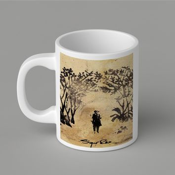 Gift Mugs | Sigur Ros Painting Art Ceramic Coffee Mugs