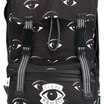 Kenzo 'eyes' Backpack - Loschi - Farfetch.com
