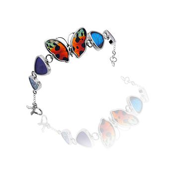 Claudia Real Butterfly Wings Bracelet, Inspirational Jewelry for Women