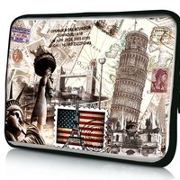 "Liberty 13"" Laptop Sleeve Bag Case For 13.3 inch Macbook Pro New Retina Cover"