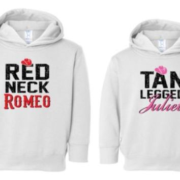 Couples Hoodies -Redneck