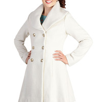 Patron of the Arts Coat | Mod Retro Vintage Coats | ModCloth.com